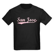 Vintage San Jose (Pink) T