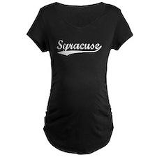 Vintage Syracuse (Silver) T-Shirt