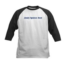 Andy knows best Tee