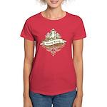 Buddha Hong Kong Women's Dark T-Shirt