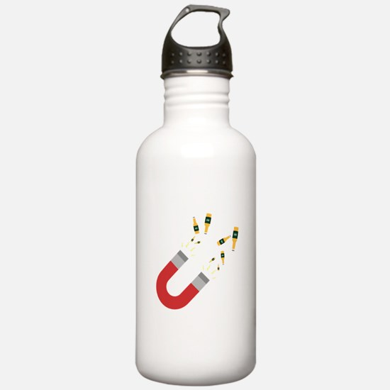 Like a Beer Magnet Cbe Water Bottle