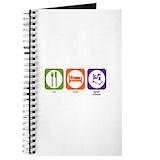Graduate student Journals & Spiral Notebooks