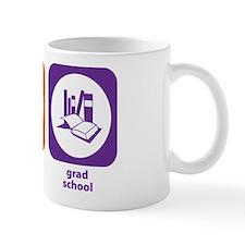 Eat Sleep Grad School Small Mug