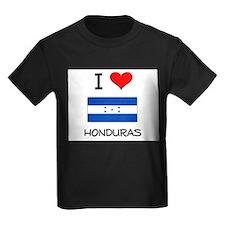 I Love Honduras T