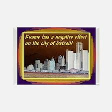 """Detroit's negative image"" Rectangle Mag"