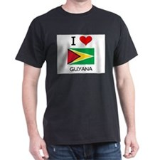 I Love Guyana T-Shirt