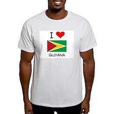 I Love Guyana T-Shirt