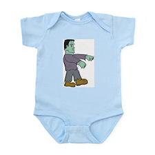 Funny Frankenstein Infant Creeper