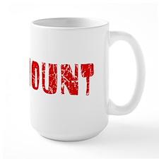 Paramount Faded (Red) Mug