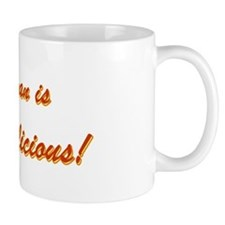 My Man is Bubba licious! Mug