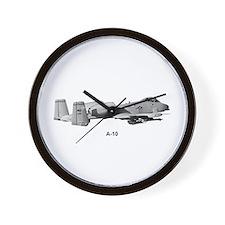 A-10 Thunderbolt II Wall Clock
