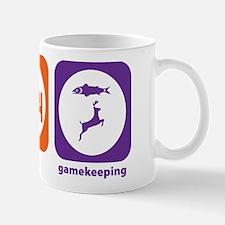 Eat Sleep Gamekeeping Mug