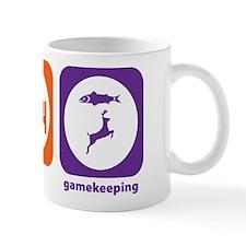 Eat Sleep Gamekeeping Small Mug