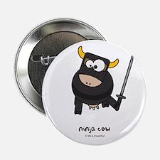 "ninja cow 2.25"" Button"