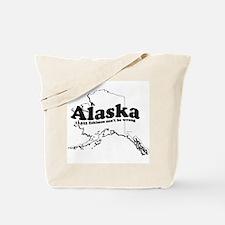 Alaska - 11,623 Eskimos can't be wrong ~  Tote Bag