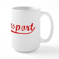 Vintage Williamsport (Red) Mug