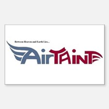 AirTaint Heaven/Earth Rectangle Decal