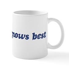 Madisen knows best Mug
