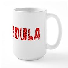 Pascagoula Faded (Red) Mug