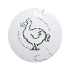 Island culture Ornament (Round)