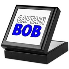 CAPTAIN BOB Keepsake Box