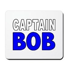 CAPTAIN BOB Mousepad