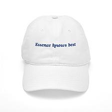 Essence knows best Baseball Cap