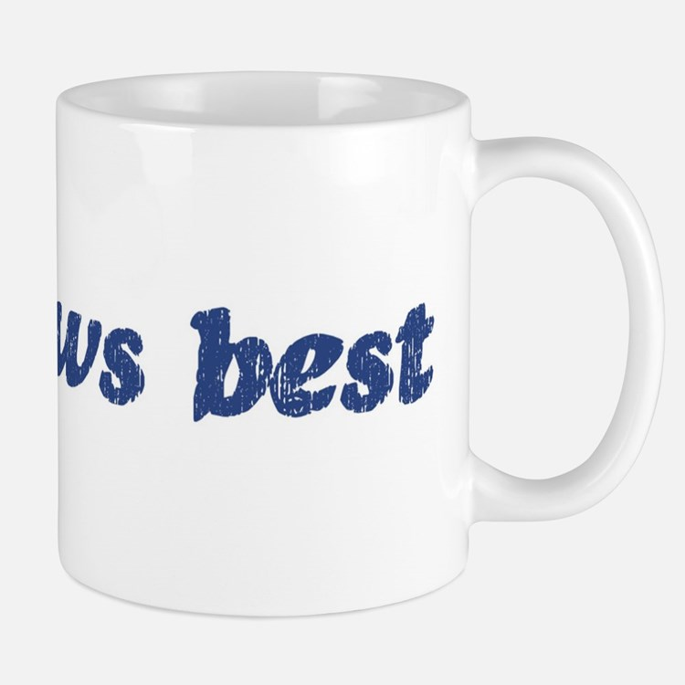 Bo knows best Mug