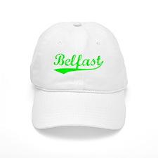 Vintage Belfast (Green) Baseball Cap