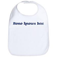 Bono knows best Bib