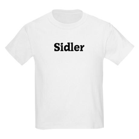 Sidler Kids T-Shirt
