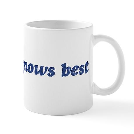Benedict knows best Mug
