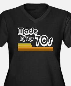 70s Plus Size T-Shirt