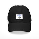 Sexy Genealogist Black Cap