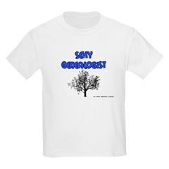 Sexy Genealogist Kids T-Shirt