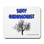 Sexy Genealogist Mousepad