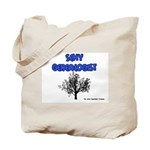 Sexy Genealogist Tote Bag