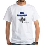 Sexy Genealogist White T-Shirt