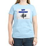 Sexy Genealogist Women's Pink T-Shirt