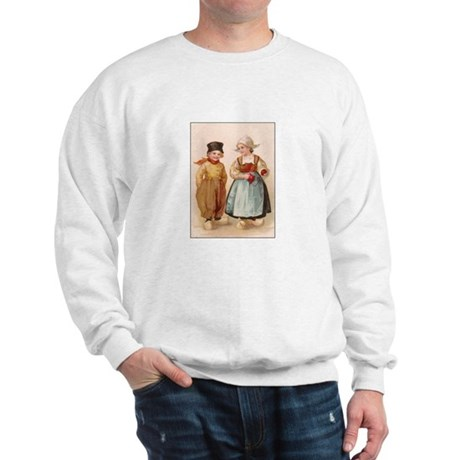 Dutch Children - Knitting Sweatshirt