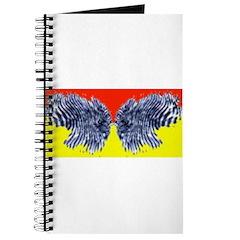 Butter (finger) Fly Eyes Journal