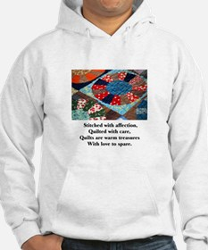 Quilts - Warm Treasures Hoodie