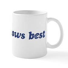 Loren knows best Mug