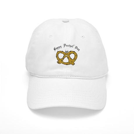 Happy Pretzel Day Cap