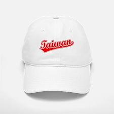 Retro Taiwan (Red) Cap