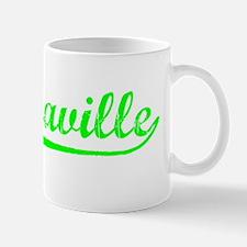 Vintage Brazzaville (Green) Mug