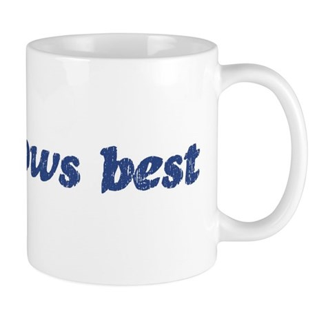 Levi knows best Mug