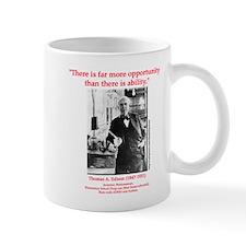 More Opportunity Mug