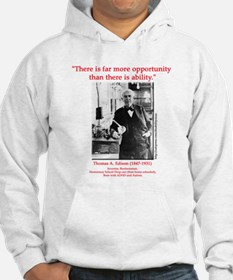 More Opportunity Hoodie