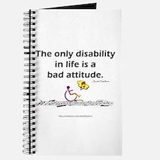 Bad Attitude Journal